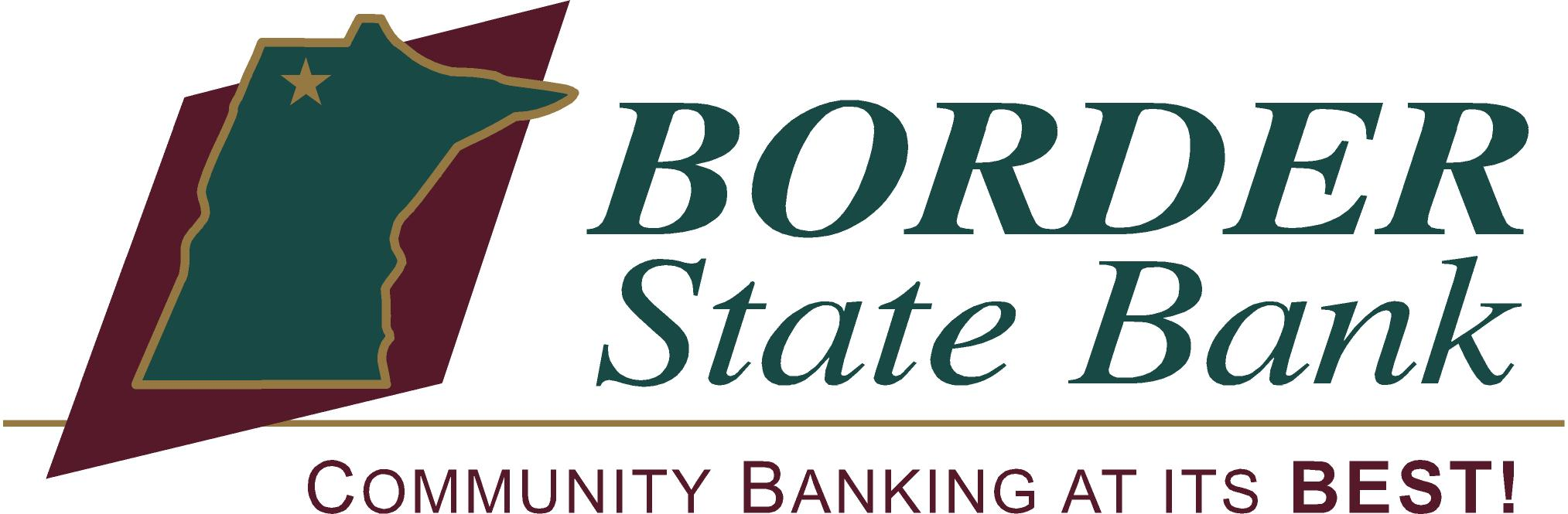 Border State Bank Gold Sponsor